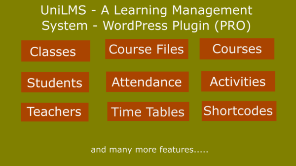 unilms learning management system pro