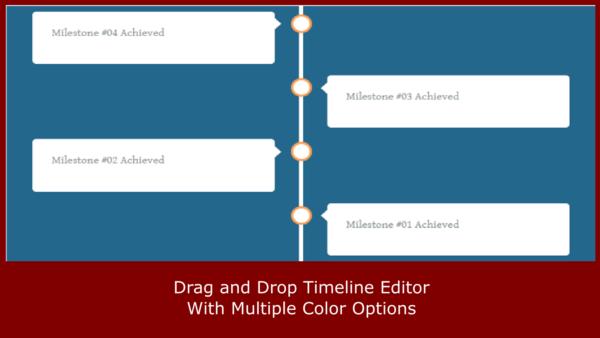 timeline weebly app
