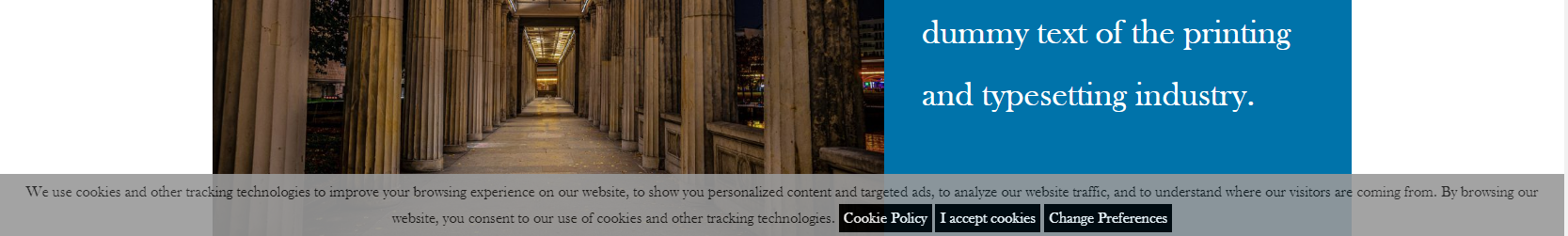 Cookies Notification Bar - WordPress Cookies Management